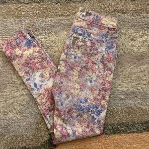Levi's Floral Leggings